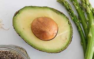 Ядро авокадо полезные свойства