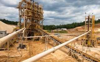 Полезные ископаемые в северной америке