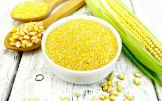 Чем полезна для детей кукурузная каша