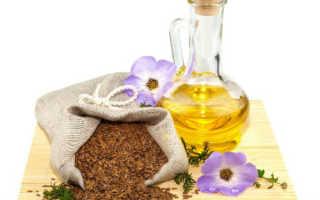 Полезные свойства льняного масла для организма