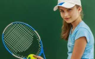 Чем полезен теннис для детей