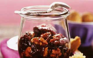 Полезно ли варенье из зеленых грецких орехов