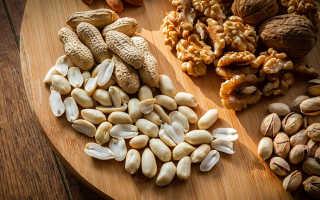 Что полезнее орехи сырые или жареные