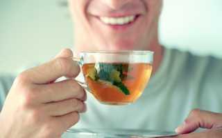 Чем полезен чай с мятой для мужчин