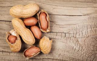 Чем полезен орех арахис