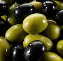 Чем полезны зеленые оливки консервированные