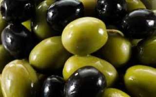 Чем полезны консервированные зеленые оливки