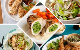 Полезные блюда из курицы