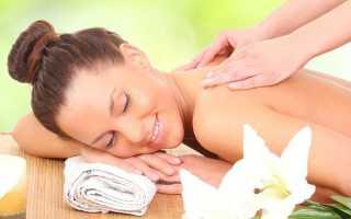 Общий массаж польза
