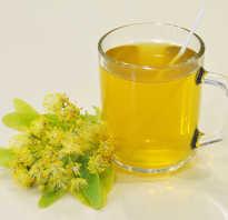 Чай липа польза и вред
