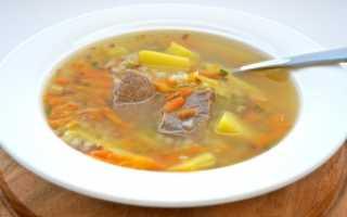 Суп вреден или полезен