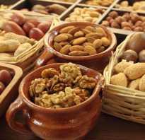 Что полезного в орехах