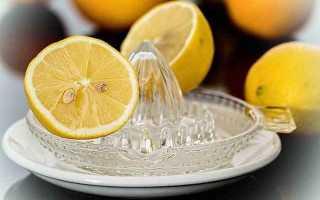 Кожура лимона полезные свойства