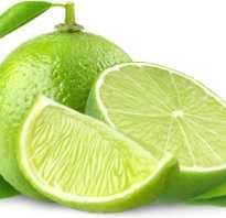 Лайма фрукт для чего полезно