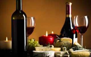 Красное вино чем полезен