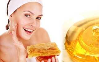 Чем полезна маска из меда