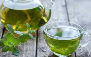 Чай из мелиссы чем полезен