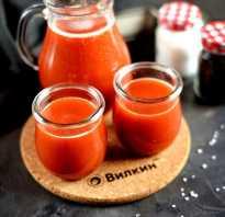 Полезен ли томатный сок из томатной пасты