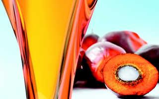 Пальмовое масло польза вред