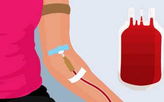 Не вредно ли сдавать кровь как донор