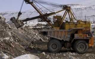Полезные ископаемые россии список