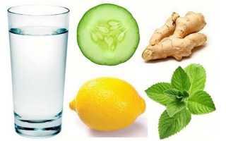 Полезные напитки для похудения